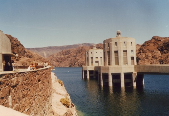 United States - Las Vegas - Lake Mead - Reservoir