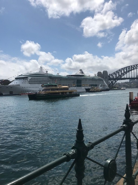 Australien - Manly - Ferry to Manly