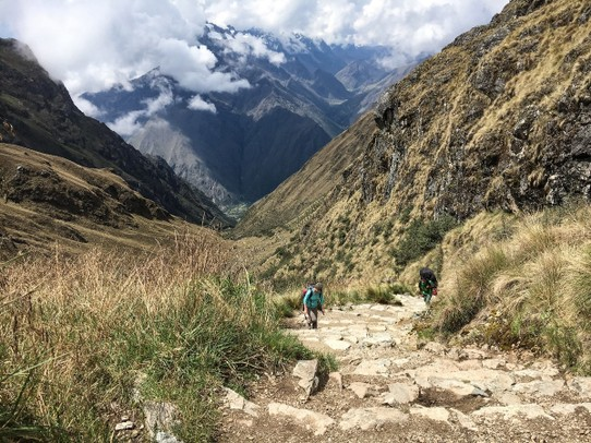Peru - unbekannt - Dead-Woman's-Path