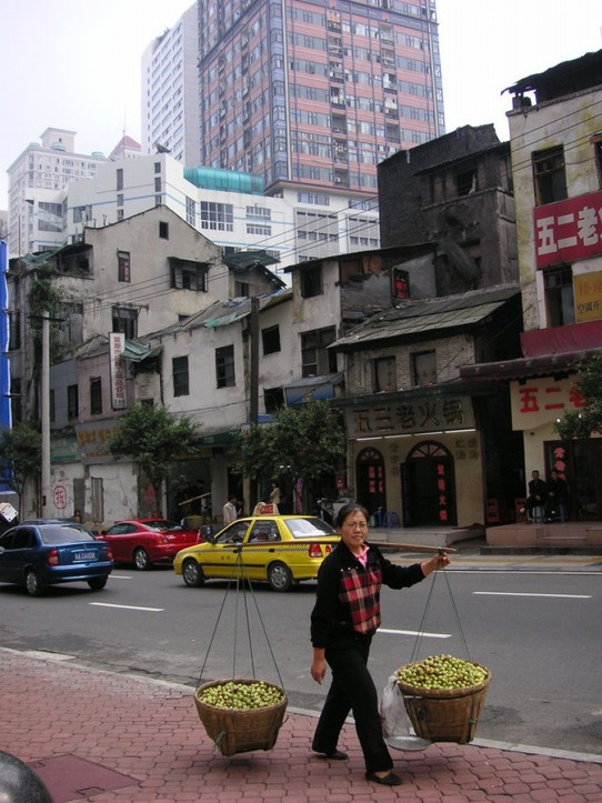 China - Chongqing -