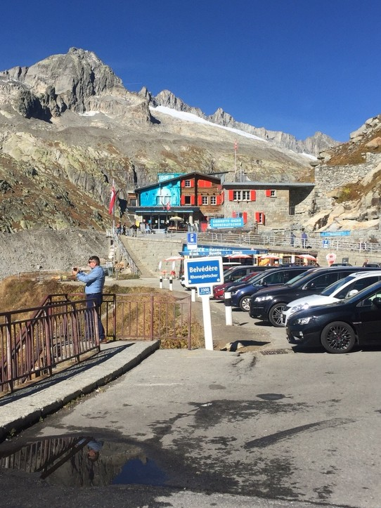 Station 3 -  - Furkapass