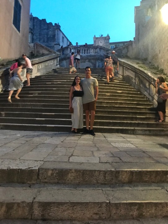 Croatia - Dubrovnik - Steps from Game of Thrones