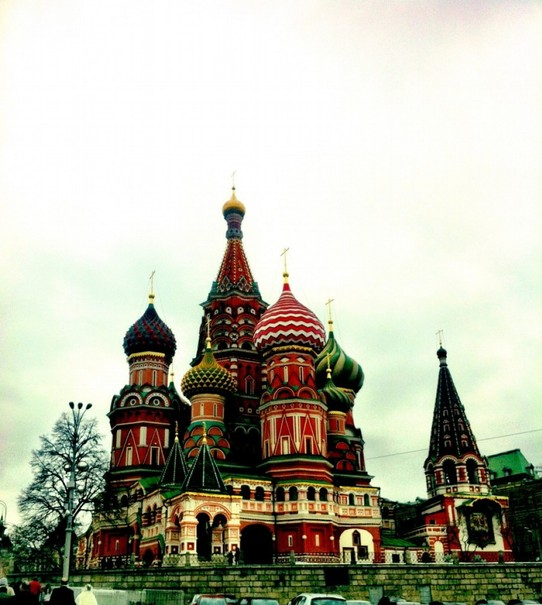 Russian Federation - Moscow -