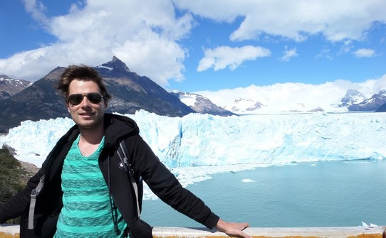 Argentina - El Calafate - But from up close you really get a sense of the wall of ice. Winter is coming!
