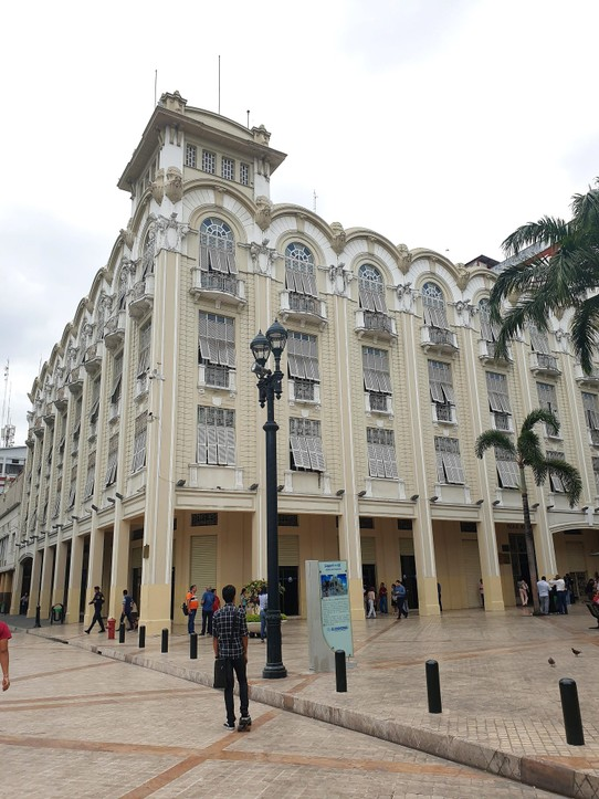 Ecuador - Guayaquil - Council offices