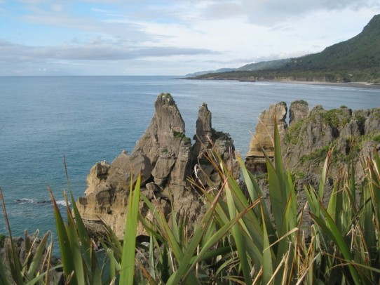 Neuseeland - West Coast - Pancake Rocks