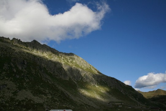 Switzerland - St. Gotthard-Pass -