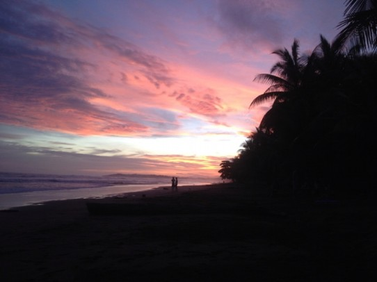 Costa Rica - Parrita - Sunset