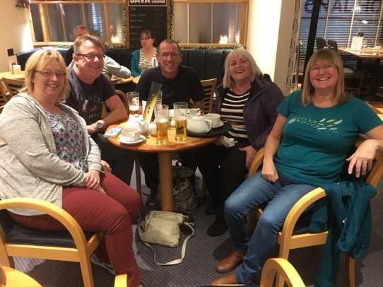United Kingdom - Middlesbrough - The gang!