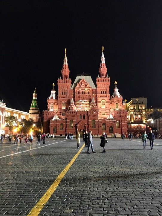 Russia - Moscow -