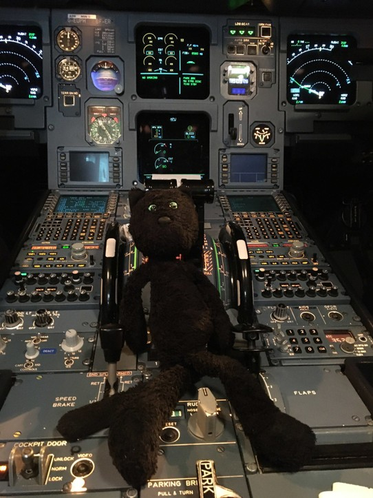 United Kingdom - London - Maybe i could be a pilot when I grow up...