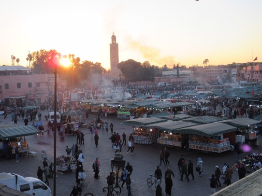 Morocco - Marrakech -