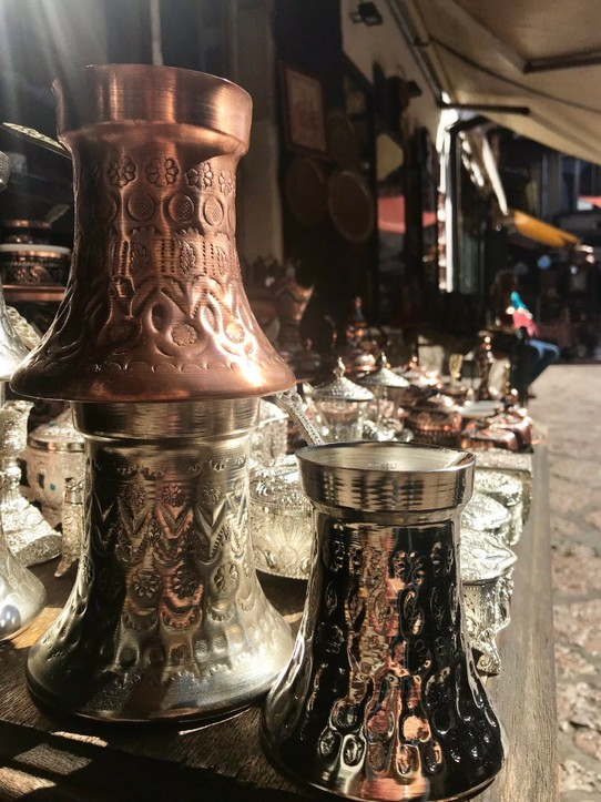 Station 62 -  - Kupfergasse | Handmade Turkish Coffee Pots | Tradition
