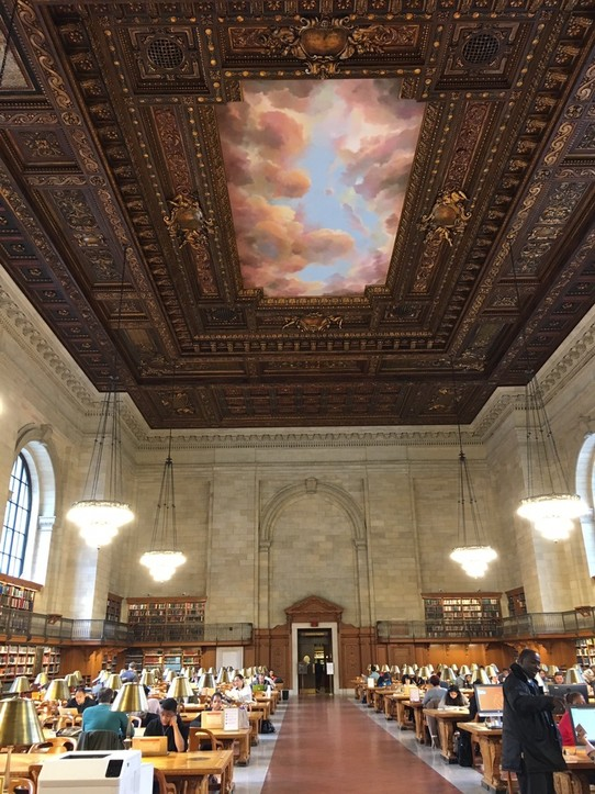 United States - New York - Public Library