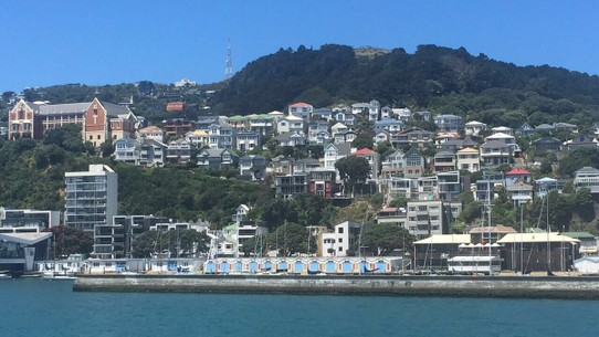 New Zealand - Wellington -