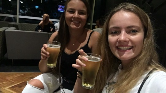 Australien - Brisbane - Yummy Apple Cidre 🍏🍷🍎