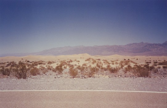 United States - Death Valley National Park -