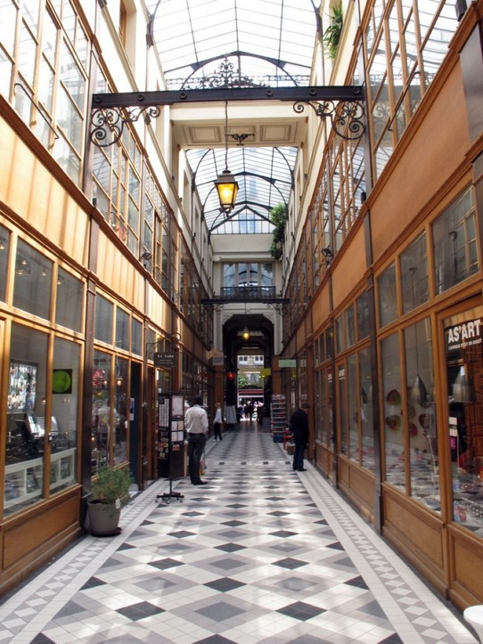 Frankreich - Paris - Passage du Grand Cerf