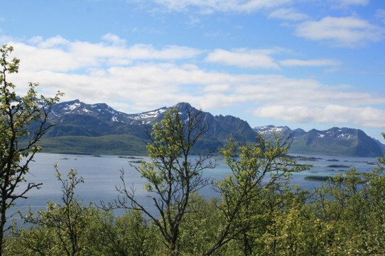 Norway - Husfjellet -