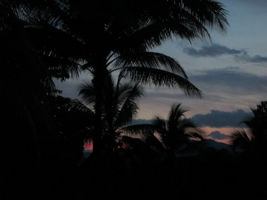 Costa Rica - Parrita - Sunrise