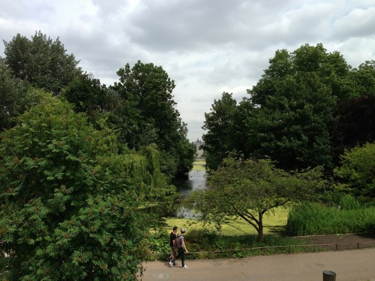 United Kingdom - London - Green Park