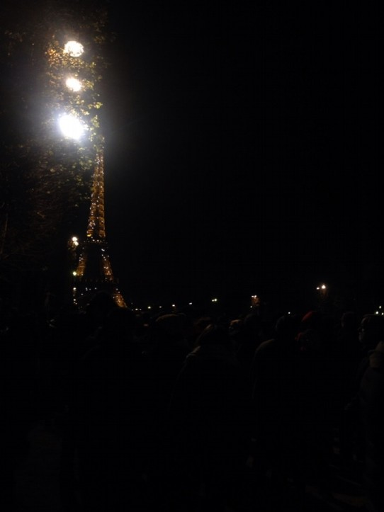 France - Paris - New Year's Eve