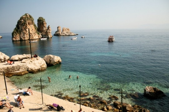 Italien - Scopello -