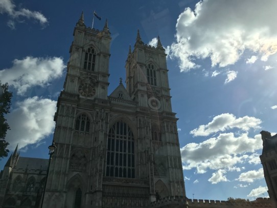 United Kingdom - London - Westminster Abbey