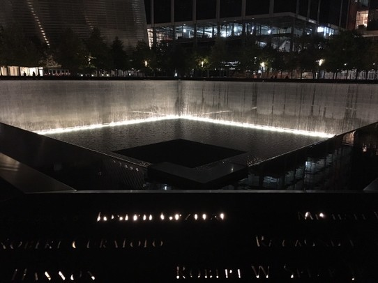 United States - New York - 9/11 Memorial