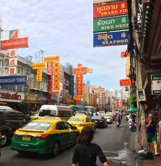 Thailand - Bangkok - CHINA TOWN