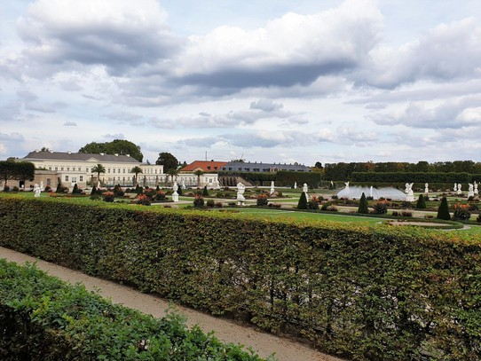 Germany - Hanover - Herrenhausen