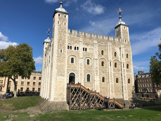 United Kingdom - London - White Tower