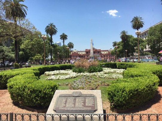 Argentinië - Buenos Aires - Plaza de Mayo