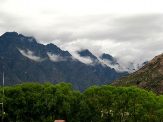 Neuseeland - Queenstown - The Remarkables