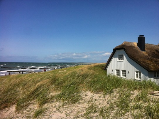 Germany - Ahrenshoop - Traumhaus