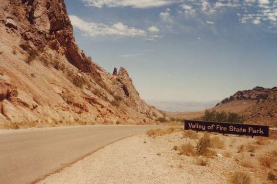 United States - Valley of Fire State Park -