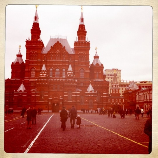 Russian Federation - Moscow - Red Square
