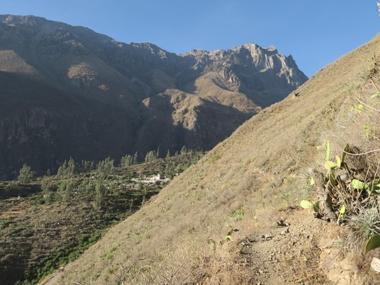 Peru - Cabanaconde District -