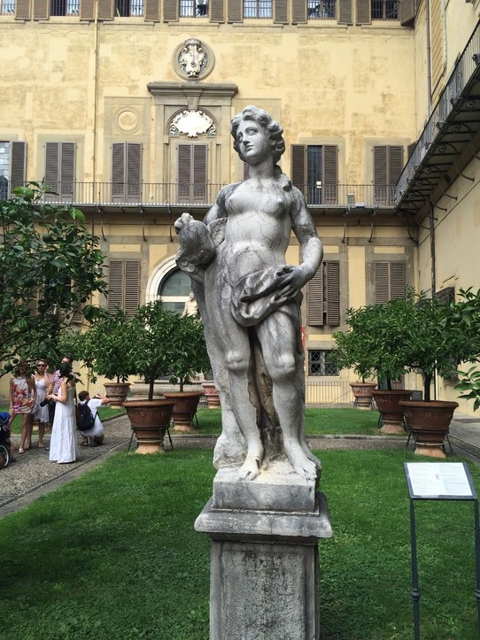 Italy - Florence - Palazzo Medicis