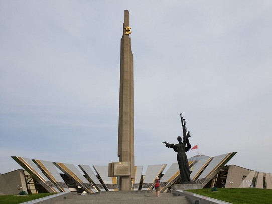Belarus - Minsk - The Museum of the Patriotic War