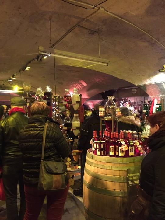 Weihnachtsmarkt Traben Trarbach.Weihnachtsmarkt In Historischen Gewölbekellern Traben Trarbach