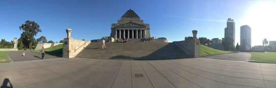 Australia - Melbourne - Shrine of Remembrance
